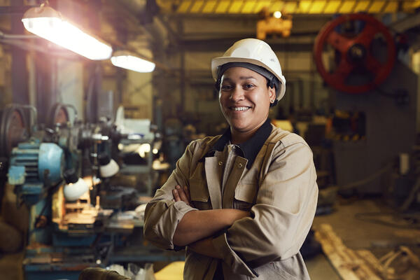 worker industry 4.0