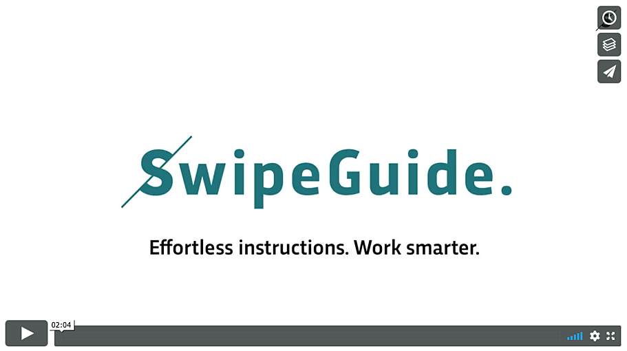 What is SwipeGuide?