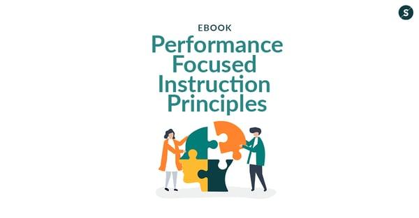 eBook Performance-focused instruction principles