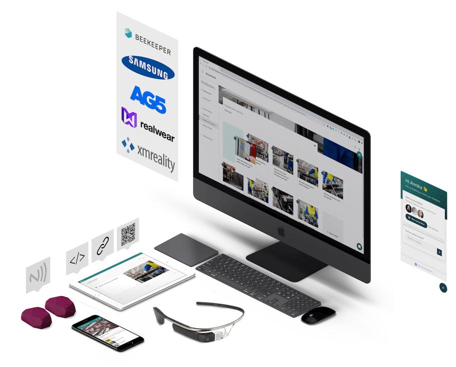 SwipeGuide Integration Partners