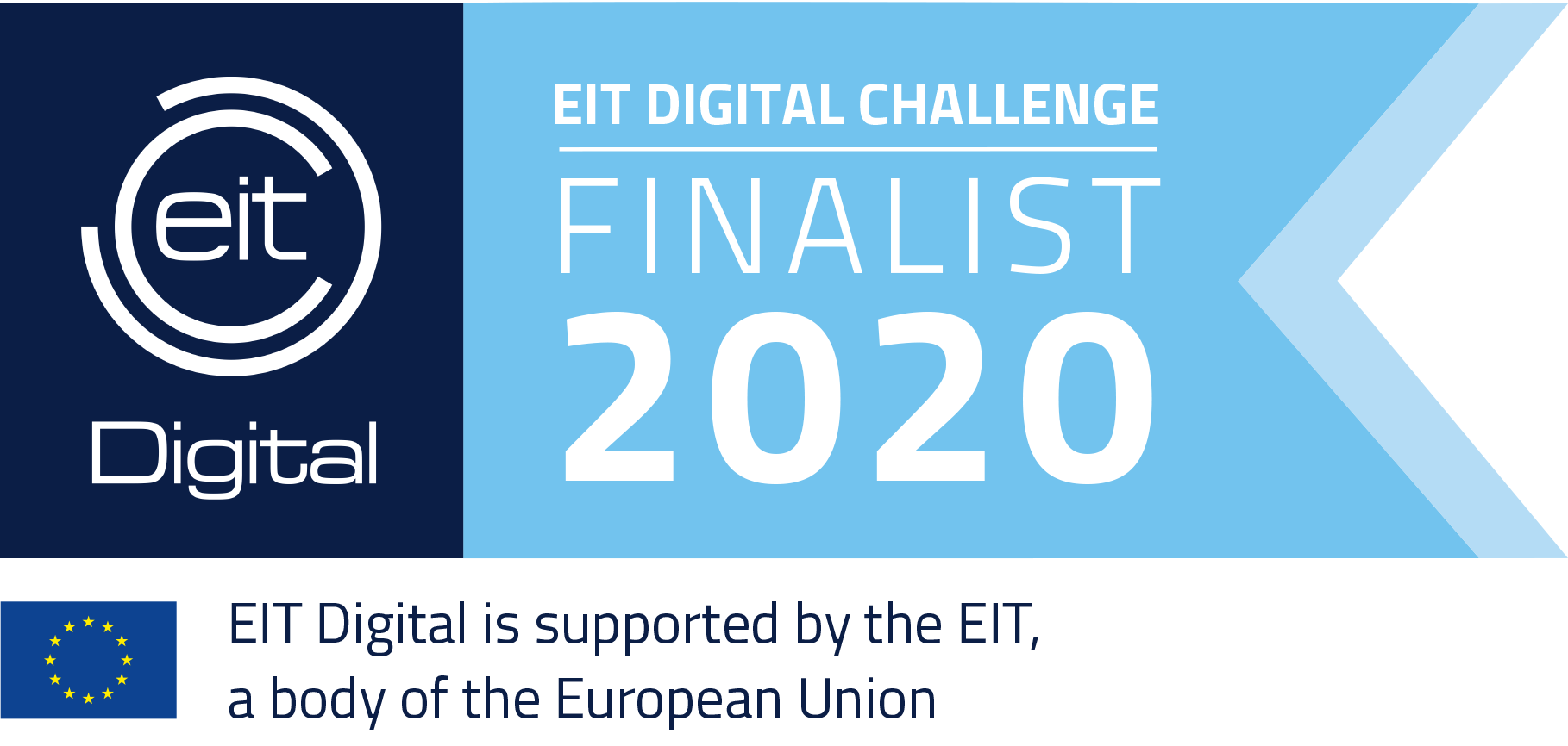 SwipeGuide selected by EIT Digital as one of Europe's best deep tech scaleups.